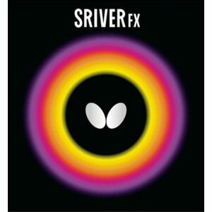 【タマス】バタフライ Butterfly 卓球ラバー スレイバー FX レッド U 5060