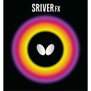 【タマス】バタフライ Butterfly 卓球ラバー スレイバー FX ブラック U 5060