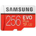 【サムスンSAMSUNG】【microSDXC256GB】MB-MC256GAEVO+シリーズ【UHS-IU3】