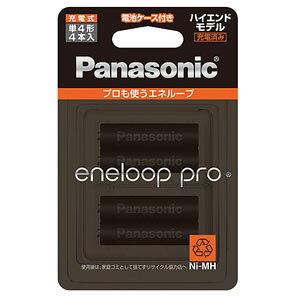 【パナソニック Panasonic】パナソニック BK-4HCD/4C エネループ プロ eneloop pro 単4電池4本 Panasonic