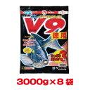 【マルキユー マルキュー】マルキユー マルキュー グレパワーV9(徳用) 3000g×8袋 1ケース メジナ グレ