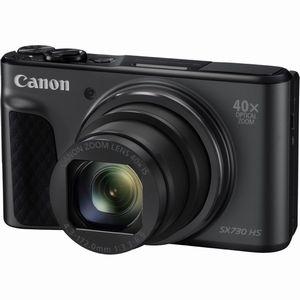 【キヤノン Canon】PowerShot SX730 HS ブラック 光学40倍ズーム