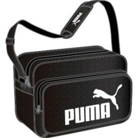 【プーマ PUMA】PUMA プーマ トレーニング PU ショルダー L 01BLACK-WHIT 75371
