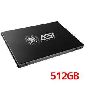 【AGI】SSD 512GB SSD 2.5inch SATA III AGI512G17AI178 保証期間3年
