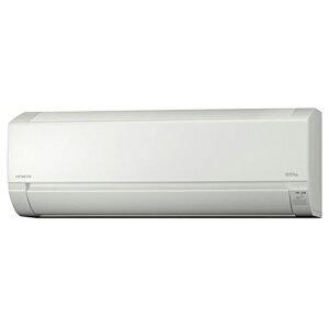 【日立(HITACHI)】ルームエアコン RAS-AJ22H-W(スターホワイト) 白くまくん AJシリーズ 6畳程度