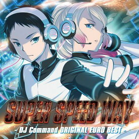 【Eurobeat Union】SUPER SPEED WAY -DJ Command ORIGINAL EURO BEST-