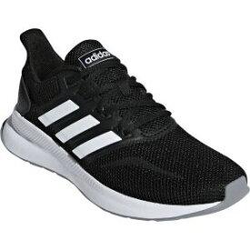 【アディダス adidas】アディダス adidas FALCONRUN レディース コアブラック/ホワイト/グレースリー 24.0cm DBG98 F36218