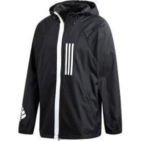 【アディダス adidas】アディダス adidas ウィンドジャケット ブラック/ホワイト O FXY09 DZ0047