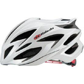 【オージーケーカブト OGK Kabuto】自転車ヘルメット STEAIR ステアー ホワイト L/XL