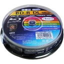 【ハイディスク HI DISC】HDBD-RDL6X10SP (BD-R DL 6倍速10枚)
