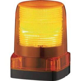 【パトライト PATLITE】パトライト LFH-24-Y LEDフラッシュ表示灯