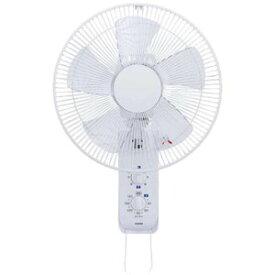 【ユアサプライムス YUASA】ユアサプライムス YTW-393Y-W 30cmメカ式 壁掛 扇風機 ホワイト