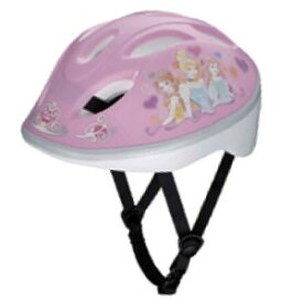 【アイデス ides】アイデス ディズニーキッズヘルメット S 53-57cm プリンセスYK 91863