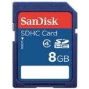 【メール便を選ぶと 送料250円!】【SanDisk海外パッケージ】【SDHC 8GB】SDSDB-008G-B35【Class4】