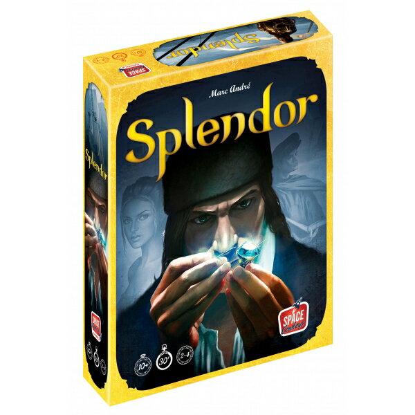 【送料無料】宝石の煌き - スプレンダー - Splendor Card Game