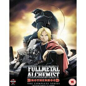 【送料無料】鋼の錬金術師 コンプリート DVD ボックス 全64話 イギリス輸入版 日本語音声有 - Fullmetal Alchemist Brotherhood Complete Series DVD BOX