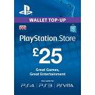 【送料無料】PlayStationNetworkCard£25PS4PS3PSVITAUKPSAccounts-プレイステーションネットワークカード25ポンドイギリスUKアカウント
