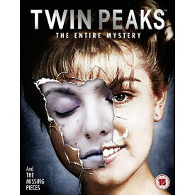 【リージョンフリー・日本語対応】ツイン・ピークス 完全なる謎 ブルーレイ - Twin Peaks The Entire Mystery Blu-ray 輸入版 日本語吹き替え・字幕有り TV版と映画版を収録