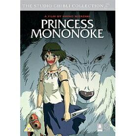 【日本語音声有】もののけ姫 - Princess Mononoke DVD