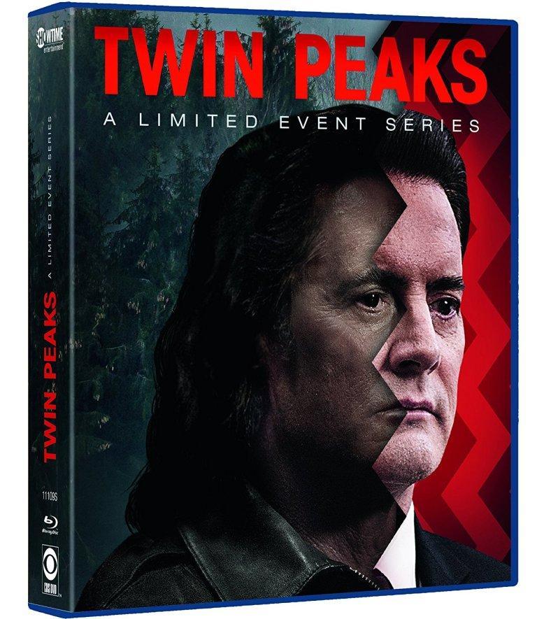 【リージョンフリー・日本語対応】Twin Peaks A Limited Event Series (The Return) Blu-ray - ツイン・ピークス : リミテッド・イベント・シリーズ (リターン) ブルーレイ (輸入版) 日本語音声・字幕対応