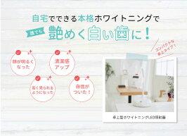 サプライズ卓上型ホワイトニングニングLED照射器ホワイトクラブSP-WC25BB【送料無料】【KK9N0D18P】