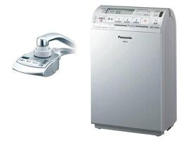 Panasonic(パナソニック)アルカリイオン整水器TK8051P-S「蛇口からイオン水」で、置き場所広がる音声ガイドと光る水質シグナル機能TK8051PSナショナル