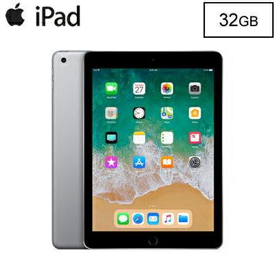 【ポイント最大43倍!〜10/26(金)1:59迄】Apple iPad 9.7インチ Retinaディスプレイ Wi-Fiモデル 32GB MR7F2J/A スペースグレイ MR7F2JA 2018年春モデル【送料無料】【KK9N0D18P】