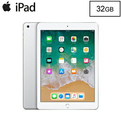 【ポイント最大43倍!〜10/26(金)1:59迄】Apple iPad 9.7インチ Retinaディスプレイ Wi-Fiモデル 32GB MR7G2J/A シルバー MR7G2JA 2018年春モデル【送料無料】【KK9N0D18P】