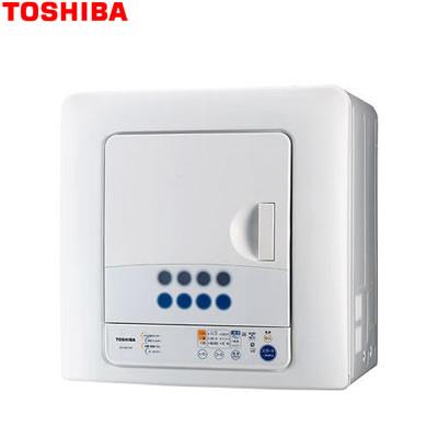 東芝 衣類乾燥機 ED-60C-W ピュアホワイト 乾燥容量6kg【送料無料】【KK9N0D18P】
