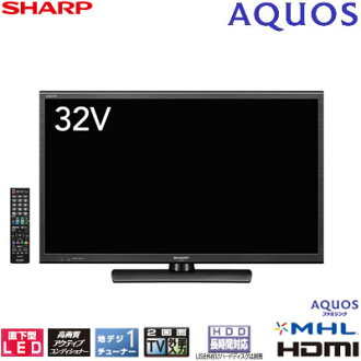 Sharp 32-inch type LCD TV AQUOS H11 line LC-32H11