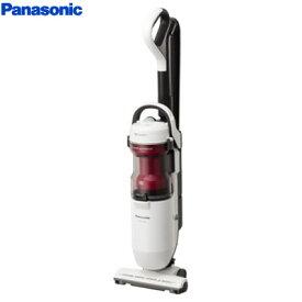 パナソニック スティックタイプ掃除機 サイクロン式 MC-SU120A-W ホワイト 【送料無料】【KK9N0D18P】