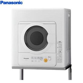 파나소닉 전기 의류 건조기 NH-D502P-WH(화이트 그레이) 건조 용량 5.0 kg제습 타입 NHD502PWH 내셔널