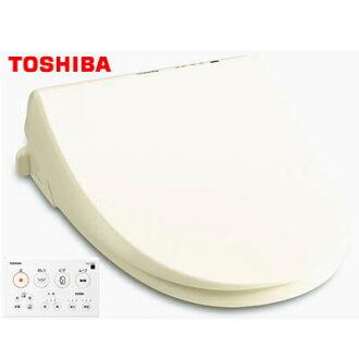 토시바 온수 세정편좌 CLEAN WASH SCS-T260 파스텔 아이보리