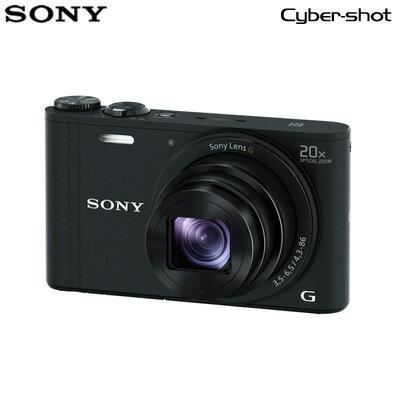 【即納】ソニー デジタルカメラ サイバーショット WX350 DSC-WX350-B ブラック 【送料無料】【KK9N0D18P】