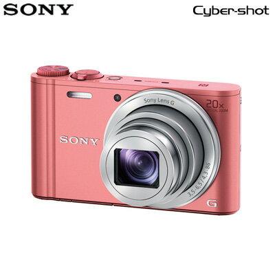 【即納】ソニー デジタルカメラ サイバーショット WX350 DSC-WX350-P ピンク 【送料無料】【KK9N0D18P】