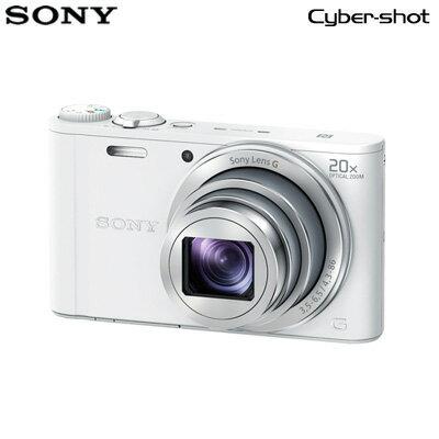 【即納】ソニー デジタルカメラ サイバーショット WX350 DSC-WX350-W ホワイト 【送料無料】【KK9N0D18P】