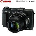 【キャッシュレス5%還元店】キヤノン デジタルカメラ PowerShot G1 X Mark II PSG1X-MKII ブラック 【送料無料】【KK…