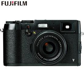富士フイルム デジタルカメラ 1600万画素 Xシリーズ X100T-B ブラック 【送料無料】【KK9N0D18P】