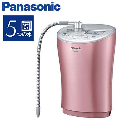 パナソニック アルカリイオン整水器 浄水器 TK-AS44-P ピンク 【送料無料】【KK9N0D18P】