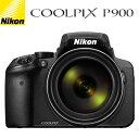 【即納】ニコン デジタルカメラ COOLPIX コンデジ COOLPIX-P900 【送料無料】【KK9N0D18P】