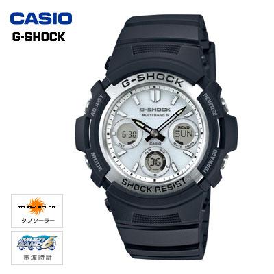 カシオ 腕時計 CASIO G-SHOCK メンズ AWG-M100S-7AJF 2015年11月発売モデル 【送料無料】【KK9N0D18P】