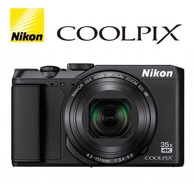 【即納】ニコン デジタルカメラ COOLPIX A900 デジカメ コンデジ COOLPIX-A900-BK ブラック 【送料無料】【KK9N0D18P】