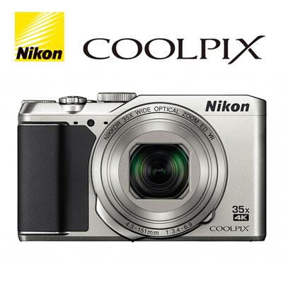 【即納】ニコン デジタルカメラ COOLPIX A900 デジカメ コンデジ COOLPIX-A900-SL シルバー 【送料無料】【KK9N0D18P】