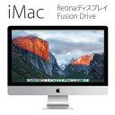 【最大1200円OFFクーポン対象店〜9/20(水)9:59迄】APPLE iMac Intel Core i5 3.2GHz 1TB Fusion Drive...