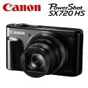 【即納】【キャッシュレス5%還元店】CANON コンパクトデジタルカメラ PowerShot SX720 HS パワーショット PSSX720HS-…