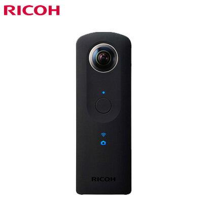【即納】リコー デジタルカメラ リコー・シータS RICOH THETA S 全天球撮影カメラ THETA-S 360度高画質撮影 【送料無料】【KK9N0D18P】