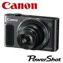 【即納】【キャッシュレス5%還元店】キヤノン CANON デジタルカメラ PowerShot SX620 HS コンデジ PSSX620HS-BK ブラ…