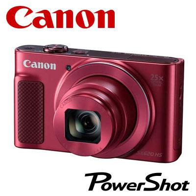 【即納】CANON デジタルカメラ PowerShot SX620 HS コンデジ PSSX620HS-RE レッド 【送料無料】【KK9N0D18P】