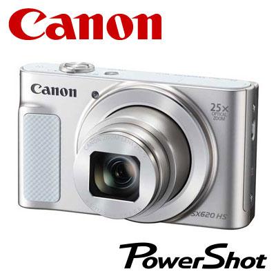【即納】CANON デジタルカメラ PowerShot SX620 HS コンデジ PSSX620HS-WH ホワイト 【送料無料】【KK9N0D18P】