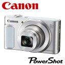 【即納】【キャッシュレス5%還元店】キヤノン デジタルカメラ PowerShot SX620 HS コンデジ PSSX620HS-WH ホワイト …